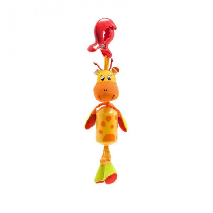 Подвесные игрушки Tiny Love колокольчик Жираф Самсон игрушки подвески tiny love подвеска гусеничка
