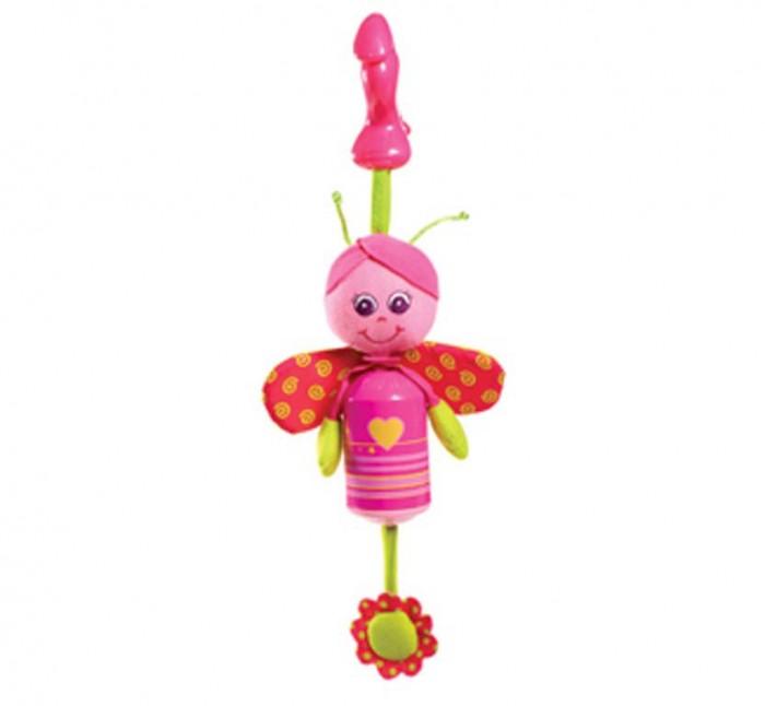 Подвесные игрушки Tiny Love колокольчик Бабочка Софи игрушки подвески tiny love подвеска гусеничка