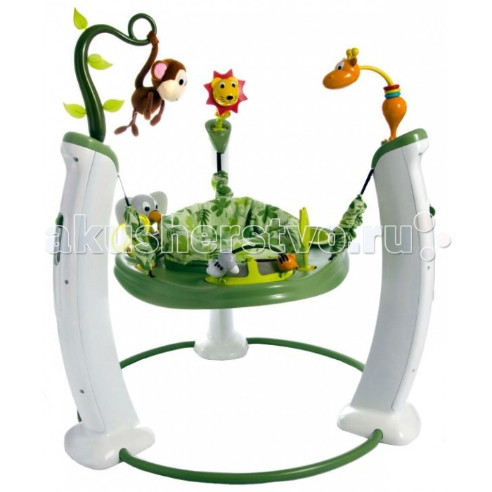 Игровые центры Evenflo ExerSaucer Safari Friends видеокарта 6144mb palit geforce gtx1060 jetstream pci e 192bit gddr5 dvi hdmi dp pa gtx1060 jetstream 6g retail ne51060015j9 1060j