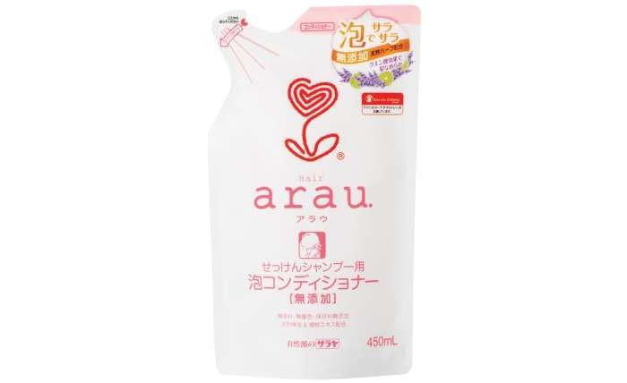 Картинка для Косметика для мамы Arau Hair Conditioner Кондиционер для волос картридж 450 мл