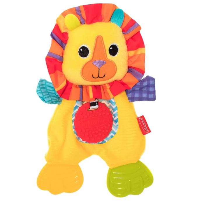 Картинка для Прорезыватели Infantino Игрушка Милый львенок