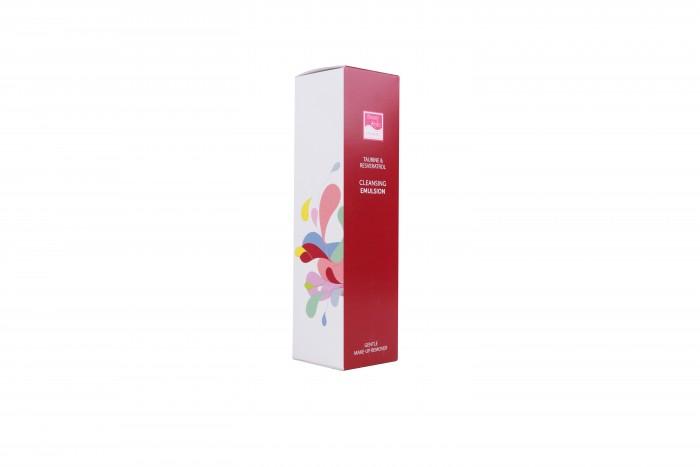 Косметика для мамы Beauty Style Очищающая эмульсия Taurine & Resveratrol 120 мл