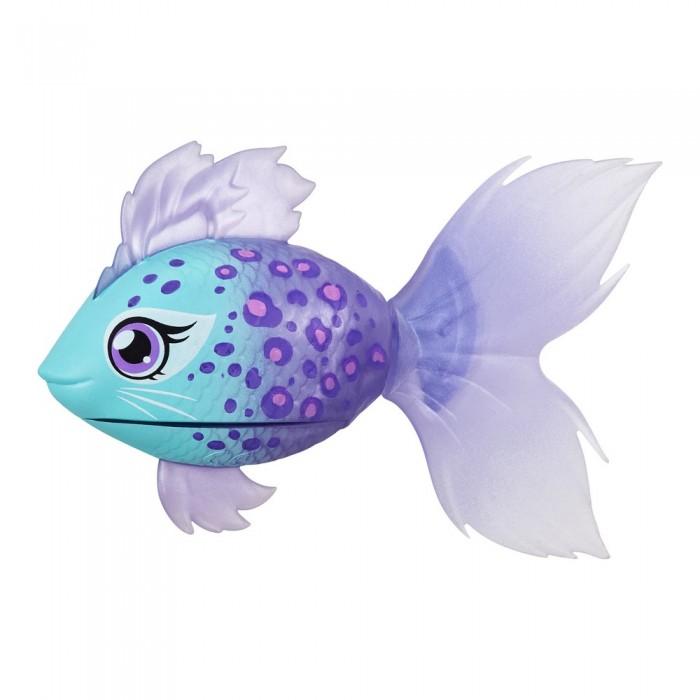 Картинка для Игрушки для ванны Little live Pets Волшебная рыбка Lil Dippers Вуалехвостка
