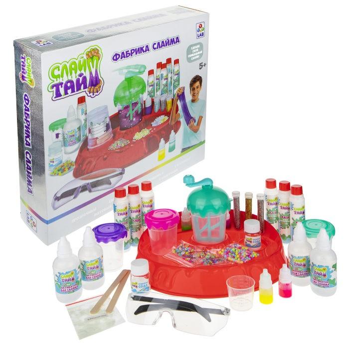 1 Toy Lab Слайм тайм Набор Фабрика слайма