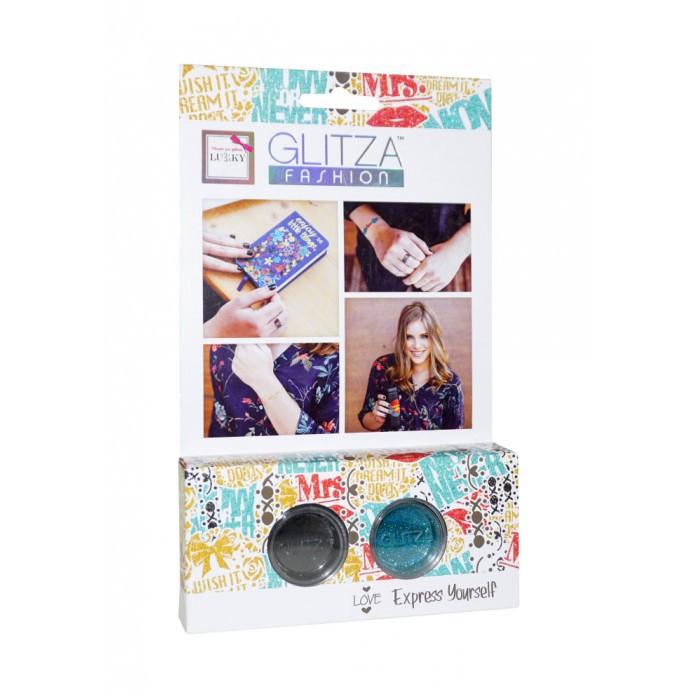 Картинка для Наборы для творчества Glitza Fashion Lukky Набор тату Самовыражение