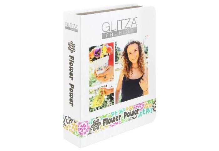 Картинка для Наборы для творчества Glitza Fashion Lukky Набор Deluxe тату Сила цветов