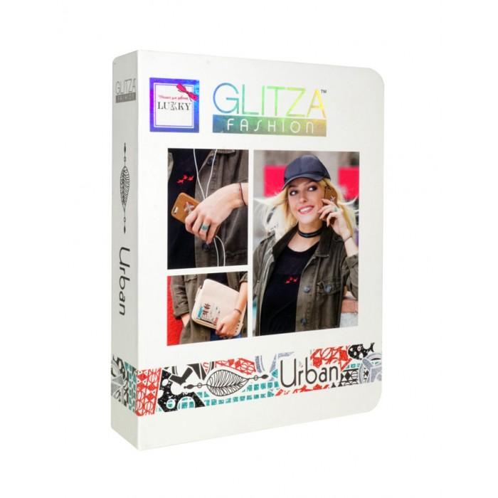 Картинка для Наборы для творчества Glitza Fashion Lukky Набор Deluxe тату Городские мотивы