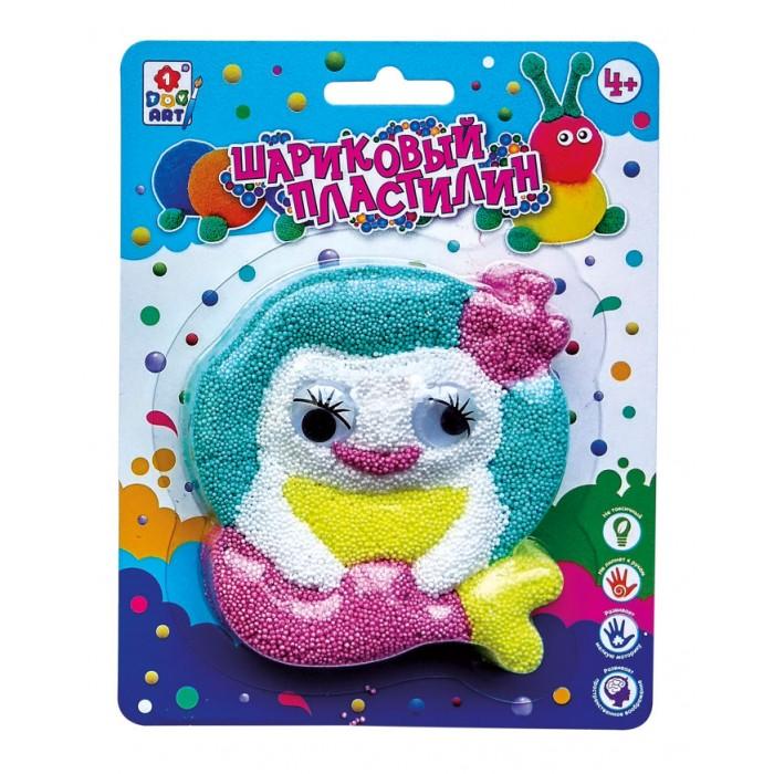 Картинка для Пластилин 1 Toy Шариковый пластилин Русалочка
