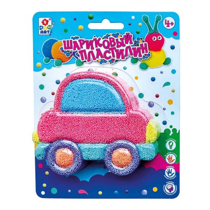 Картинка для Пластилин 1 Toy Шариковый пластилин Машина