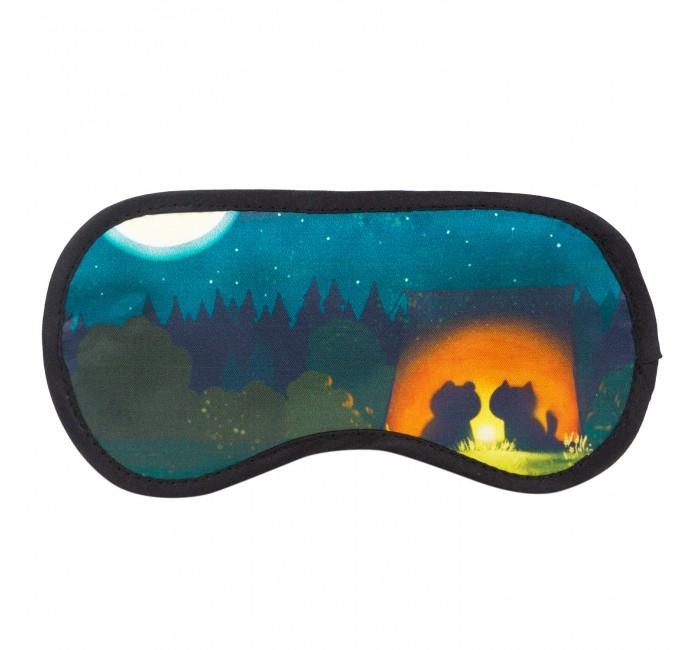 Фото - Аксессуары Kawaii Factory Маска для сна Ночь в лесу аксессуары kawaii factory маска для сна deleting