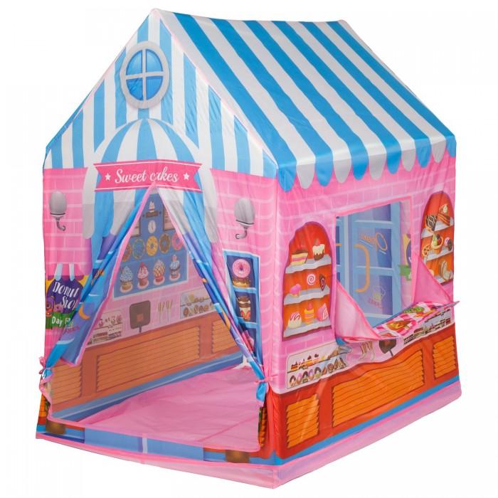 Картинка для Палатки-домики Bondibon Игровой каркасный домик Магазин