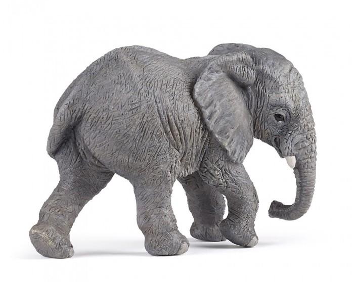 Игровые фигурки Papo Игровая реалистичная фигурка Африканский слоненок игровые фигурки papo игровая реалистичная фигурка людовик xiv на коне
