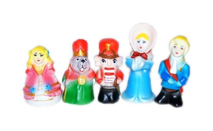 Купить Игровые фигурки, Кудесники Игрушки Щелкунчик (5 персонажей)