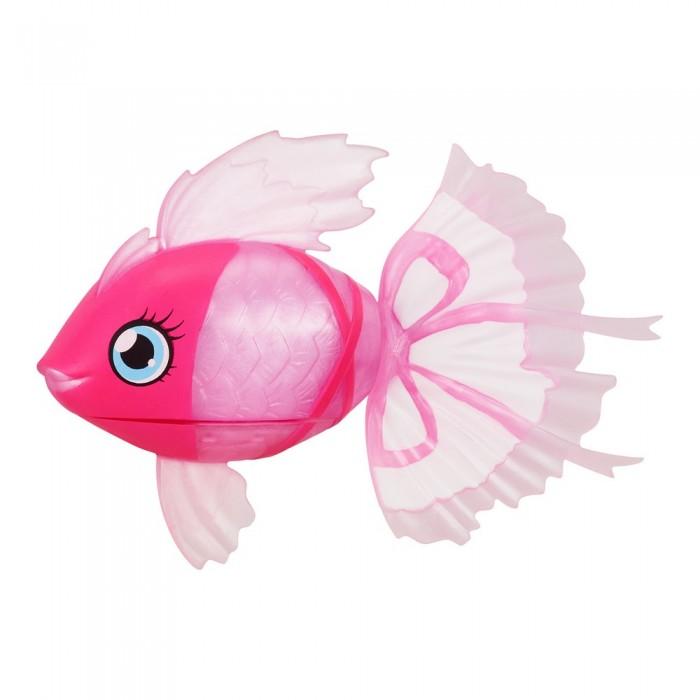 Картинка для Игрушки для ванны Little live Pets Волшебная рыбка Lil' Dippers Ленточка