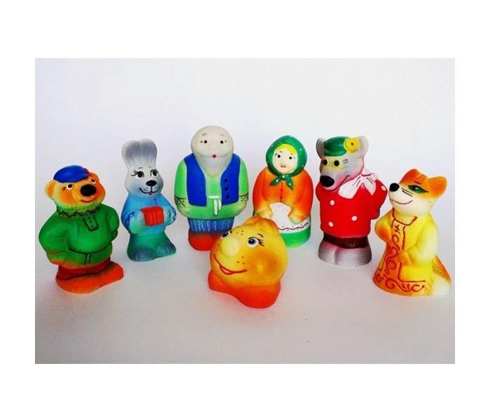 Игровые фигурки Кудесники Игрушки Колобок (7 персонажей)