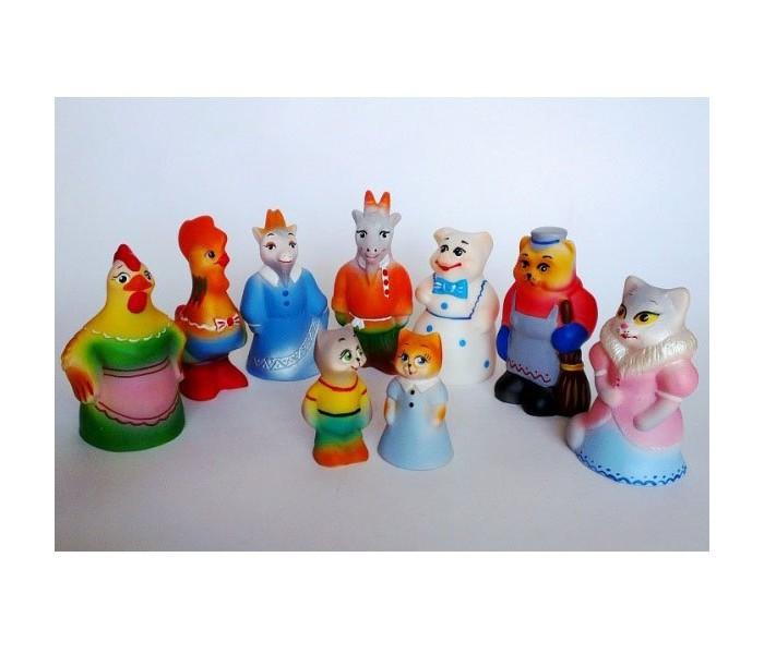 Игровые фигурки Кудесники Игрушки Кошкин дом (9 персонажей)