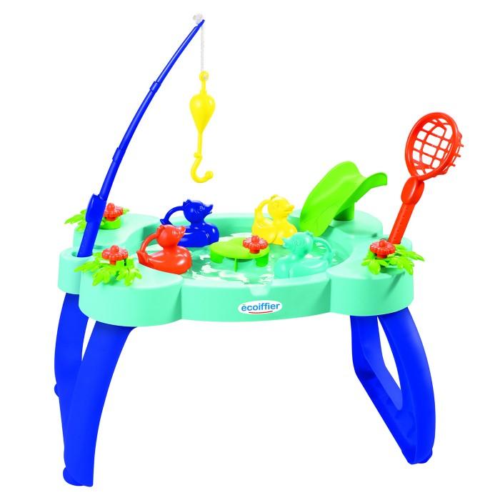 Картинка для Игровые центры Ecoiffier Развивающий стол Рыбалка