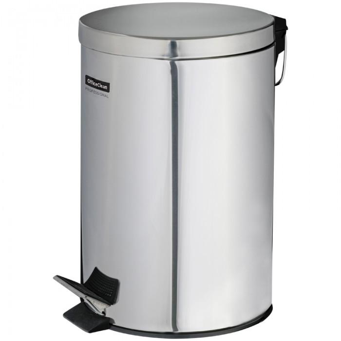 Хозяйственные товары OfficeClean Professional Ведро-контейнер для мусора 12 л