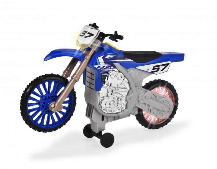 Машины Dickie Мотоцикл Yamaha YZ моторизированный 26 см