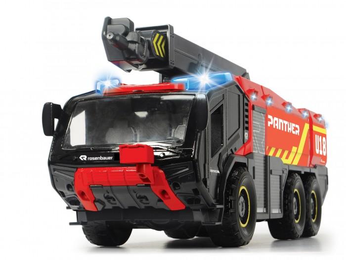 Картинка для Радиоуправляемые игрушки Dickie Пожарный аэродромный автомобиль 62 см