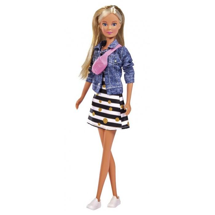 Картинка для Куклы и одежда для кукол Simba Кукла Штеффи Мода в большом городе 29 см