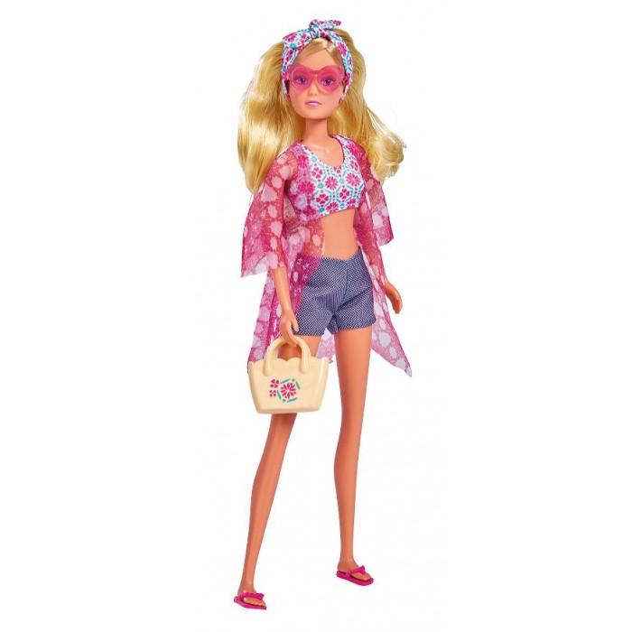 Картинка для Куклы и одежда для кукол Simba Кукла Штеффи Пляжная мода 29 см