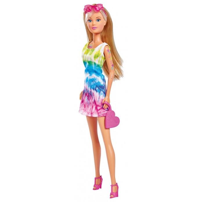 Куклы и одежда для кукол Simba Кукла Штеффи с тату 29 см