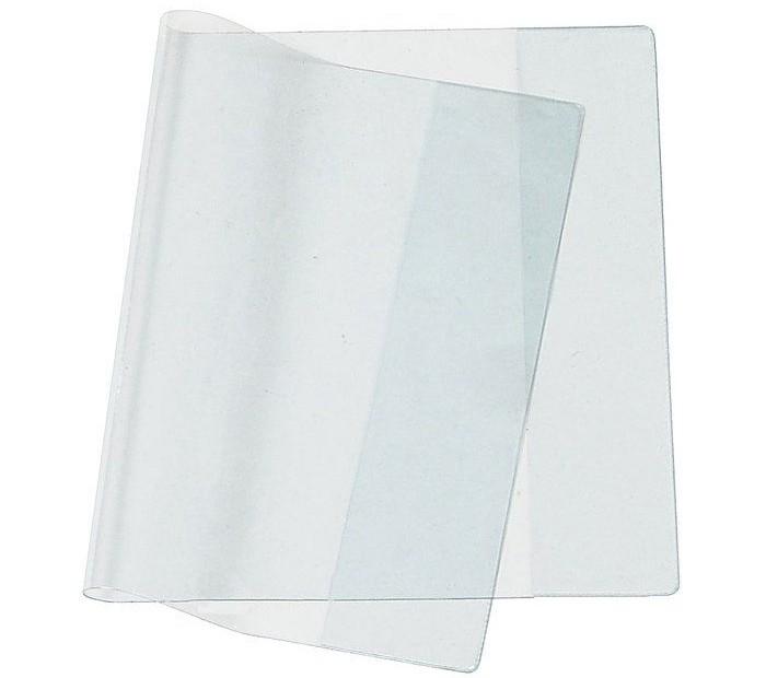 Канцелярия Учитель Комплект обложек для тетрадей и дневников 50 мкм 10 шт.