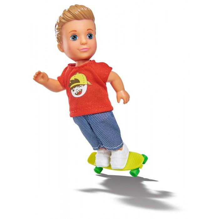 Куклы и одежда для кукол Simba Кукла Тимми Скейтбордист 12 см