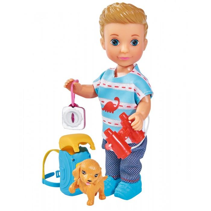 Картинка для Куклы и одежда для кукол Simba Кукла Тимми Поход 12 см