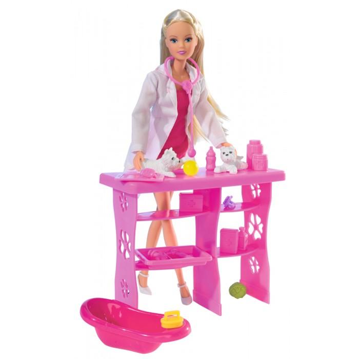 Купить Куклы и одежда для кукол, Simba Кукла Штеффи ветеринар 29 см