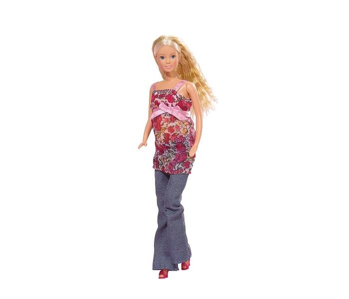Картинка для Куклы и одежда для кукол Simba Кукла Штеффи беременная 29 см