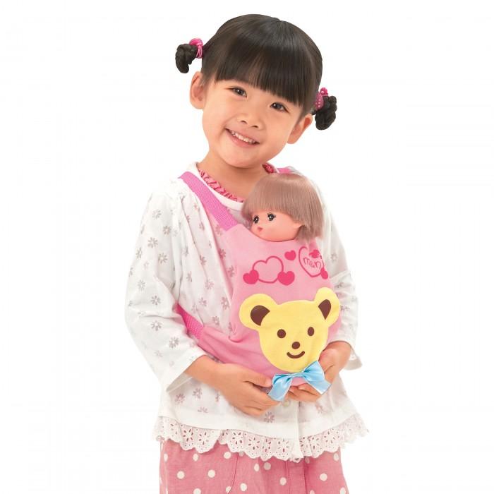 Картинка для Ролевые игры Kawaii Mell Рюкзак-переноска Медвежонок для куклы Милая Мелл