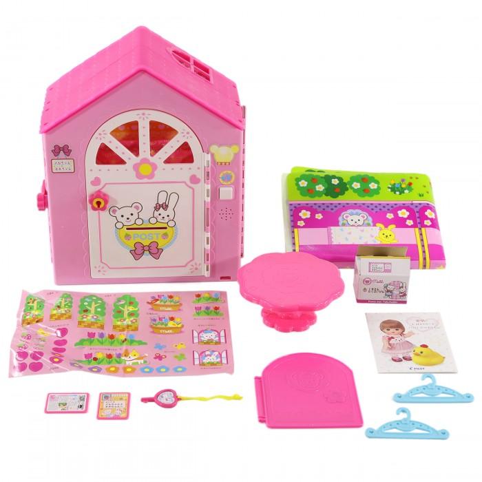Картинка для Кукольные домики и мебель Kawaii Mell Большой дом для друзей куклы Милая Мелл