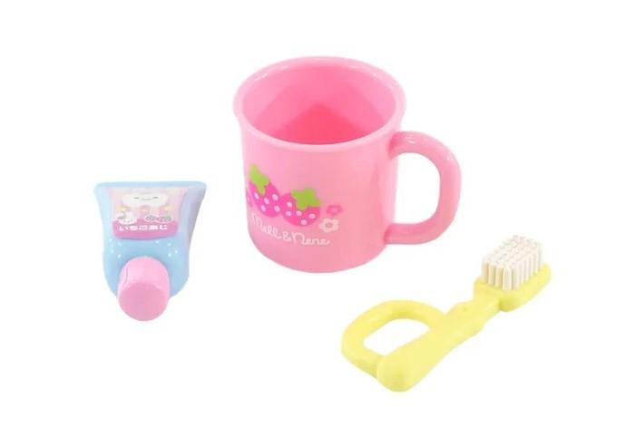 Картинка для Ролевые игры Kawaii Mell Набор для чистки зубов 512852