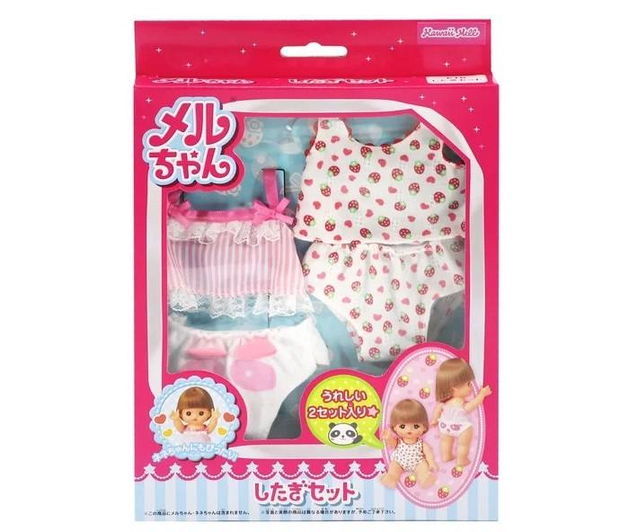 Картинка для Куклы и одежда для кукол Kawaii Mell Комплект нижнего белья для куклы Милая Мелл