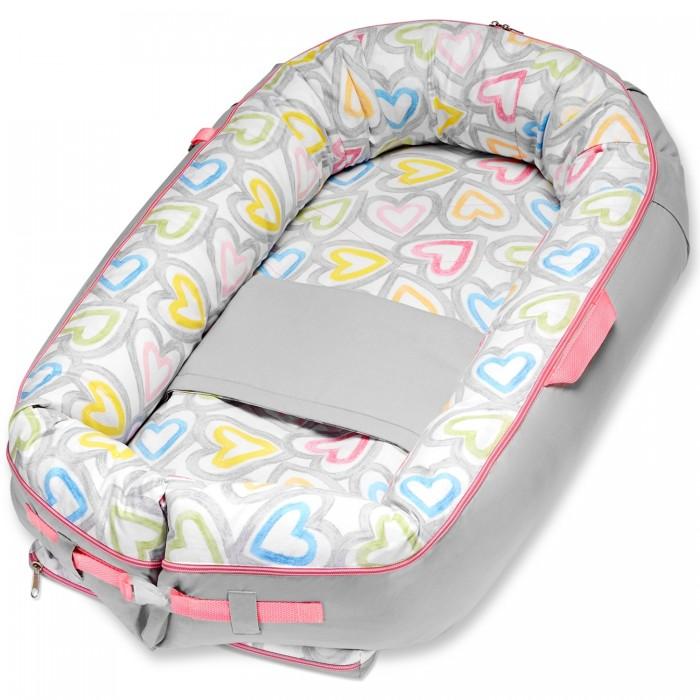 Loombee Кокон-гнездышко для новорожденных BN-2010