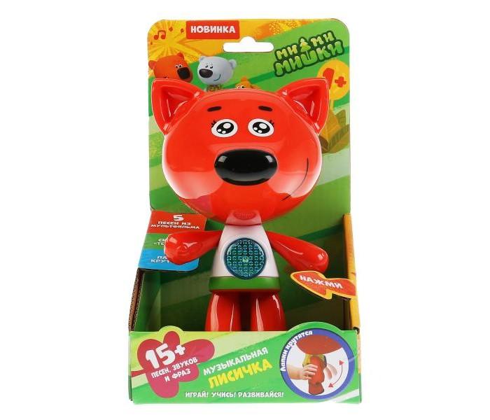 Электронные игрушки Умка Музыкальная лисичка Ми-Ми-Мишки