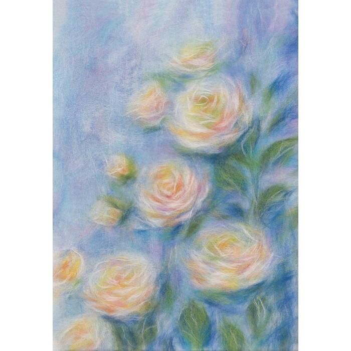 Наборы для творчества Woolla Набор для творчества Очарование роз