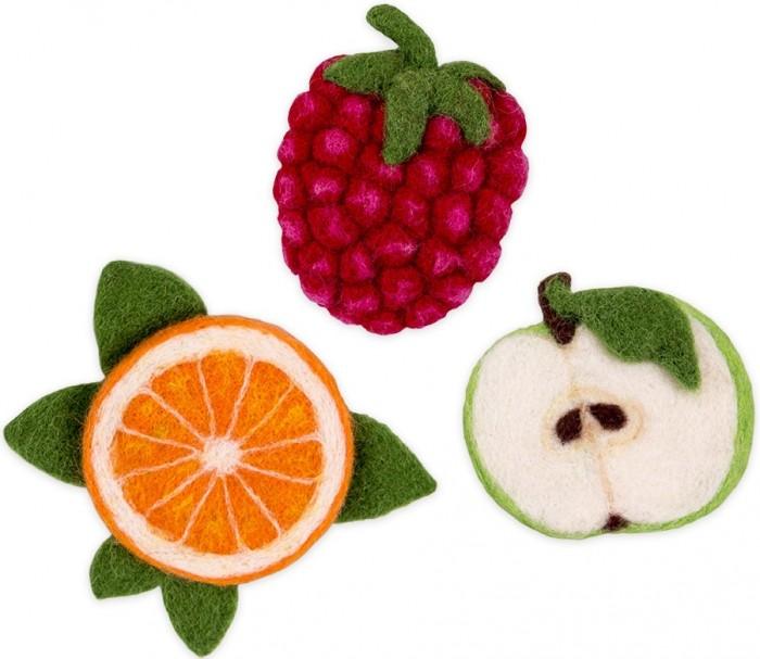 Наборы для творчества Woolla Набор для валяния Фруктово-ягодные
