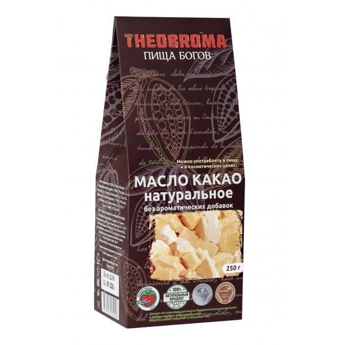 Theobroma Пища Богов Масло какао натуральное 250 г