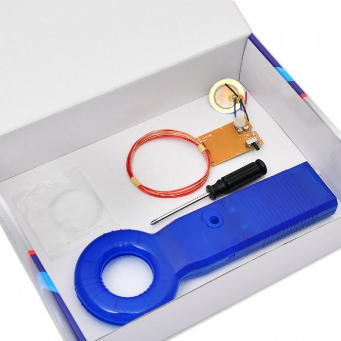Наборы для опытов и экспериментов, Kakadu Сделай сам Набор эксперимент Металлодетектор  - купить со скидкой