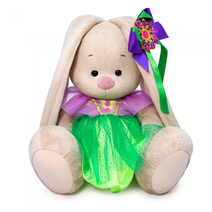 Картинка для Мягкие игрушки Budi Basa Зайка Ми Великолепный опал 18 см