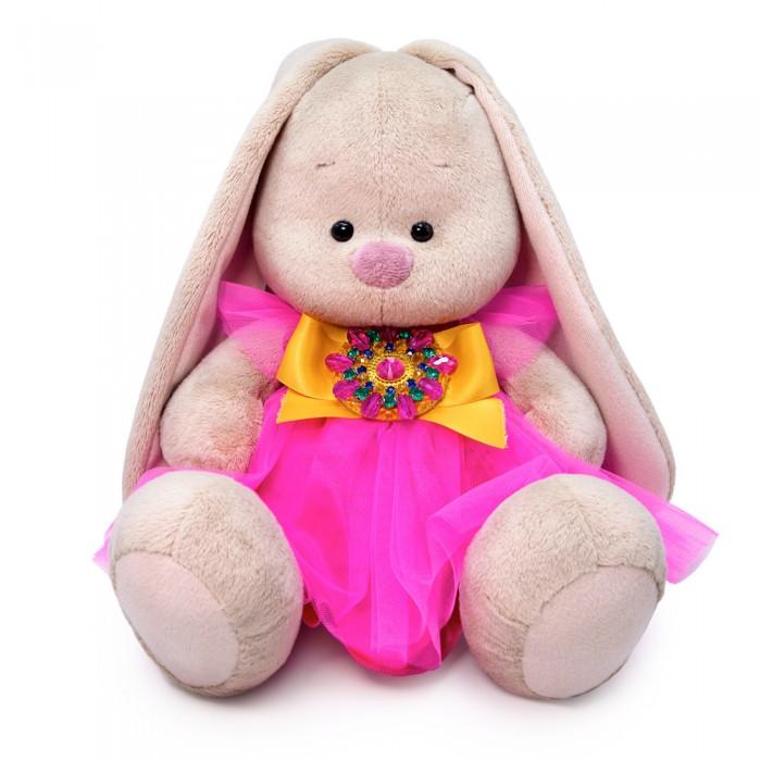 Картинка для Мягкие игрушки Budi Basa Зайка Ми Розовый кварц 18 см