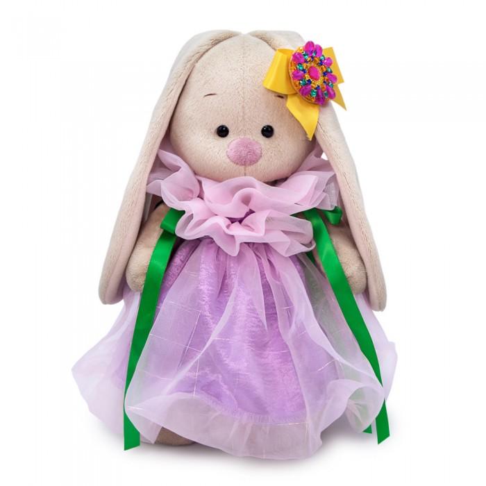 Картинка для Мягкие игрушки Budi Basa Зайка Ми Леденцовый турмалин 25 см