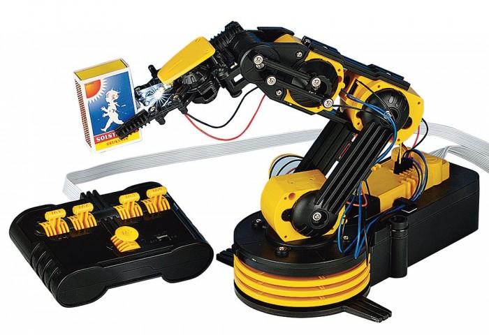 Наборы для опытов и экспериментов ND Play Конструктор Робот-манипулятор