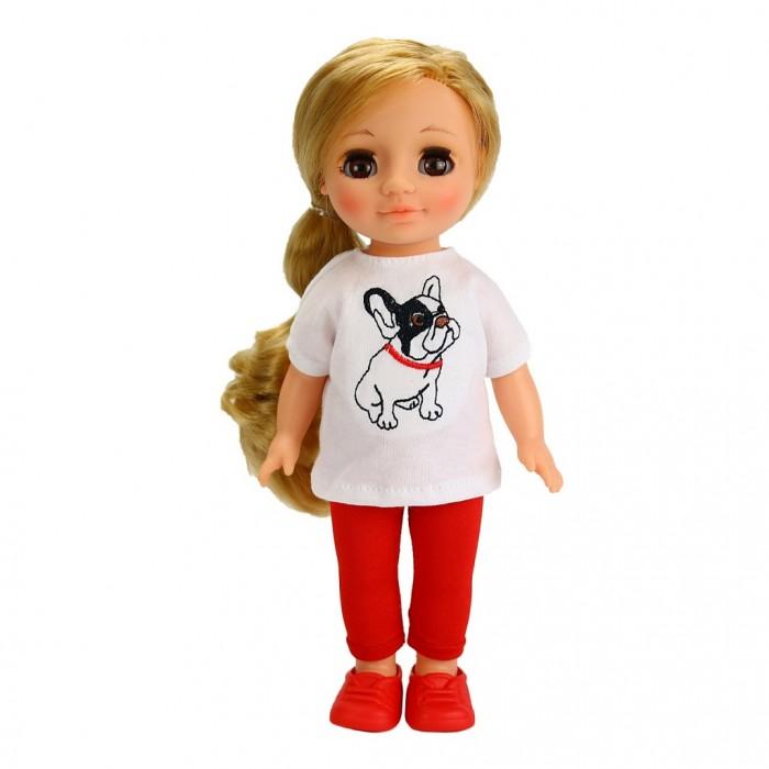 Картинка для Куклы и одежда для кукол Весна Кукла Ася с бульдожкой