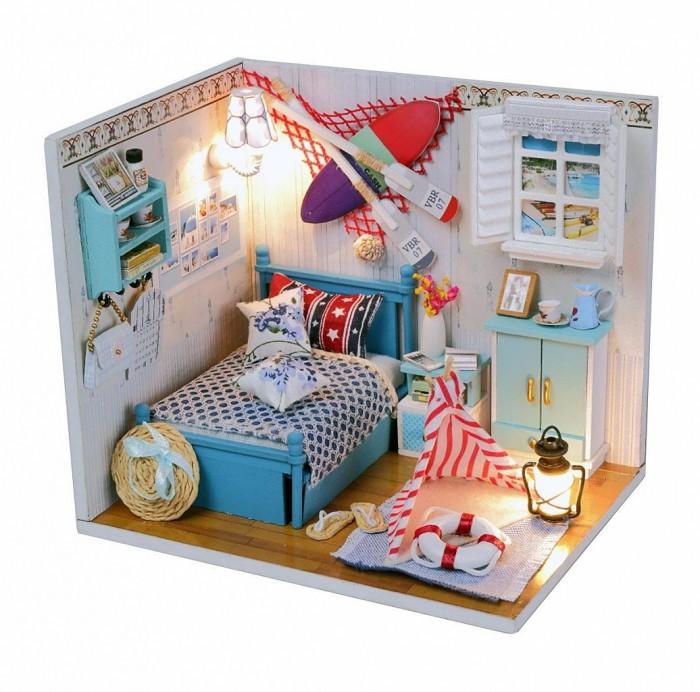 Картинка для Кукольные домики и мебель Hobby Day Румбокс Греческие каникулы