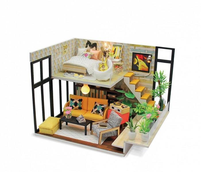 Картинка для Кукольные домики и мебель Hobby Day Румбокс Эколофт