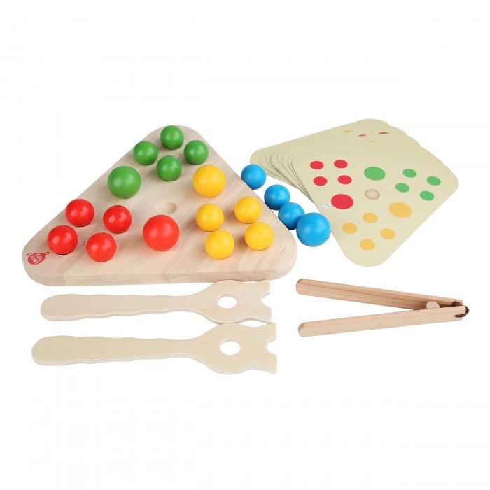 Деревянные игрушки Lucy Leo Магический треугольник деревянные игрушки lucy leo магический треугольник